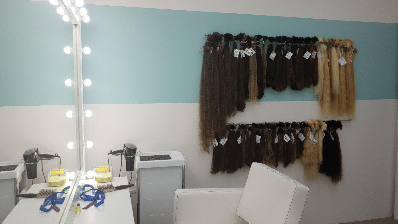 кабинет наращивания волос